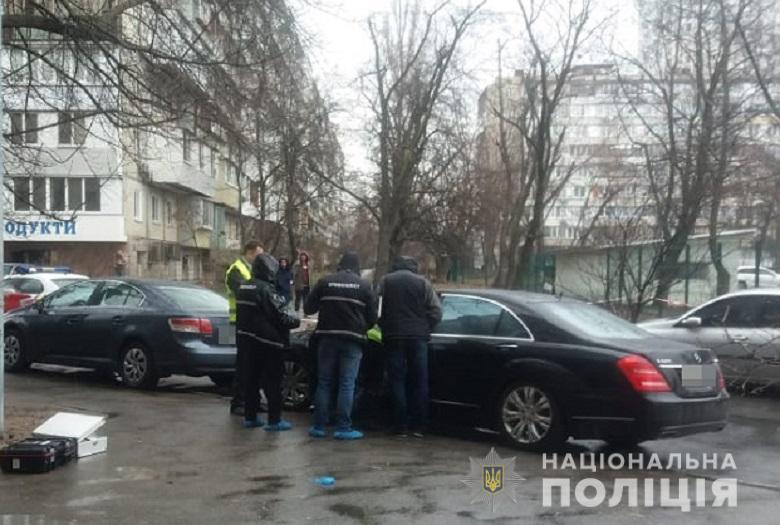 """В полиции предполагают, что речь идет о """"каком-то другомконфликте"""" \ фото kyiv.npu.gov.ua"""