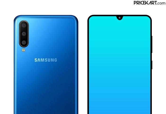 Опубликованы характеристики смартфона Samsung Galaxy A60 / фото pricekart.com