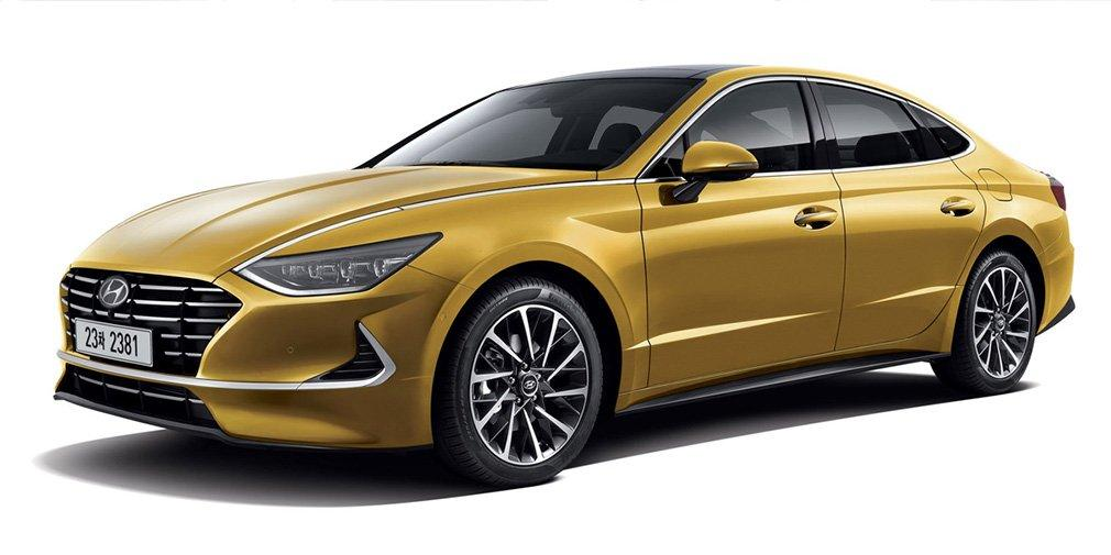 «Автотор» начнет выпускать новейшую Хендай Sonata вконце 2019г.