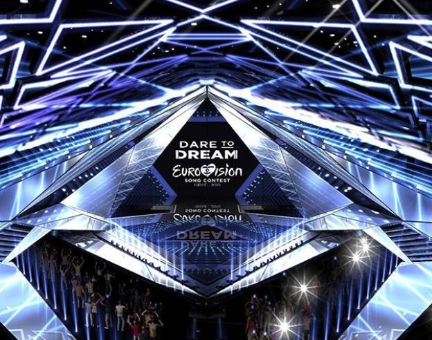 На Евровидении изменили правила участия / фото instagram.com/eurovision