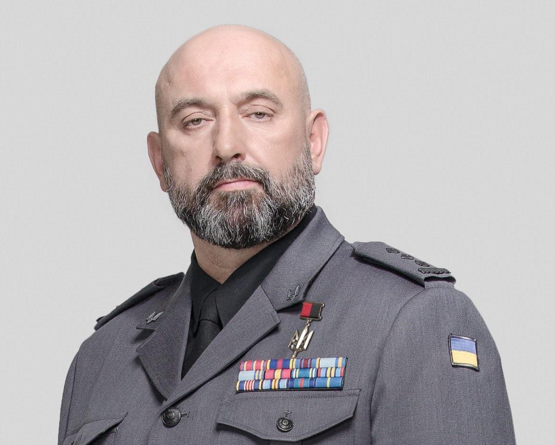 Кривоноса призначено заступником секретаря РНБО України / фото facebook.com/pg/sgkryvonos