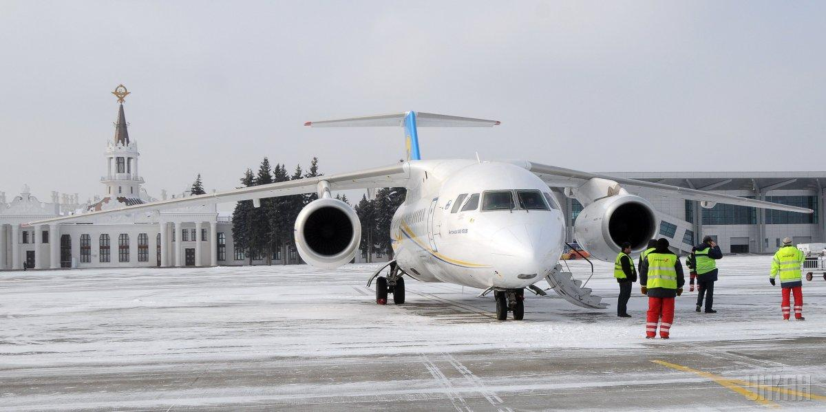 Самый большой нераскрытый потенциал на рейсах из Харькова - на маршрутах в Германию / фото УНИАН
