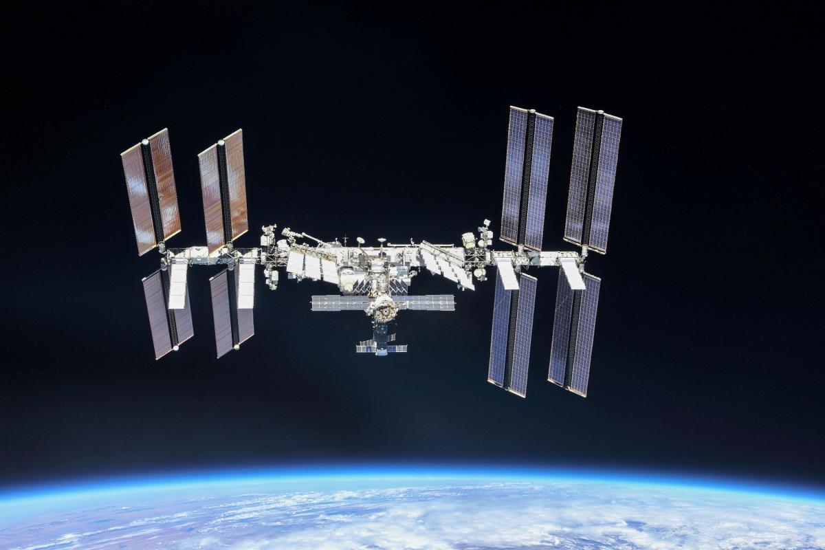 Международная космическая станция / REUTERS
