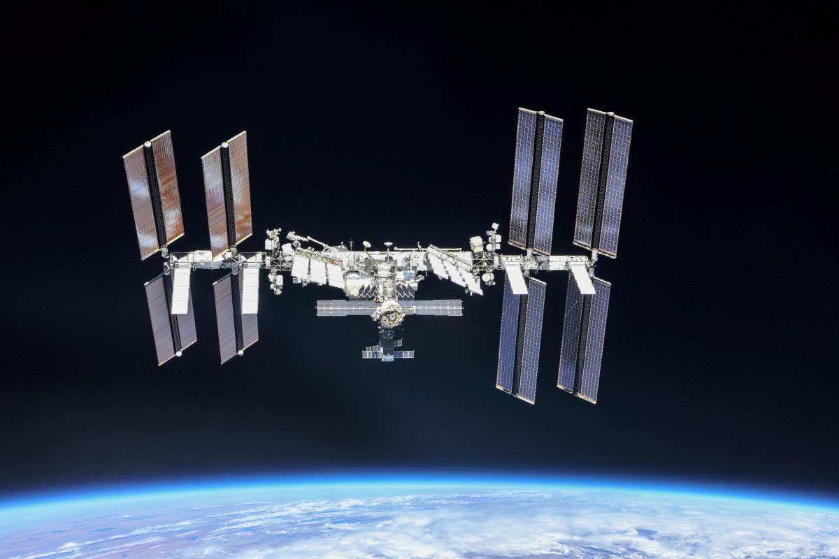 Международная космическаястанция / фото REUTERS