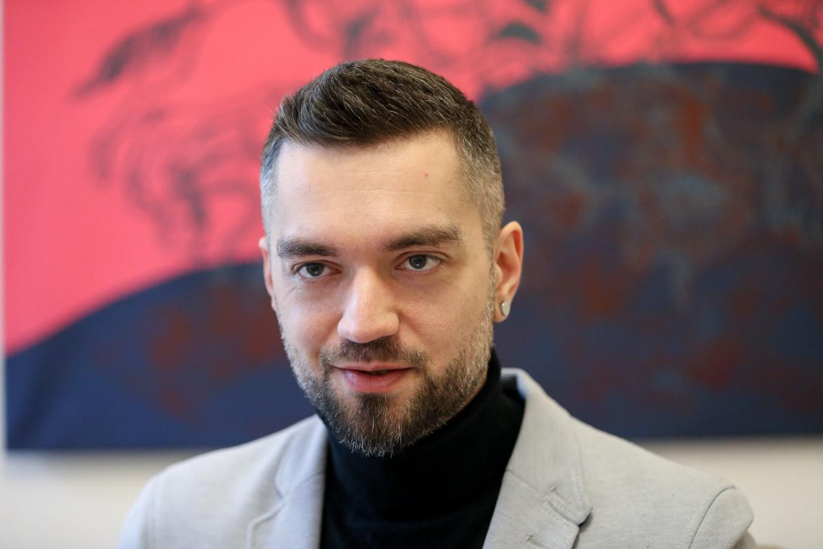 Наша діяльність зараз спрямована за кордон і такою залишатиметься, заявив керівник Українського інституту / фото УНІАН