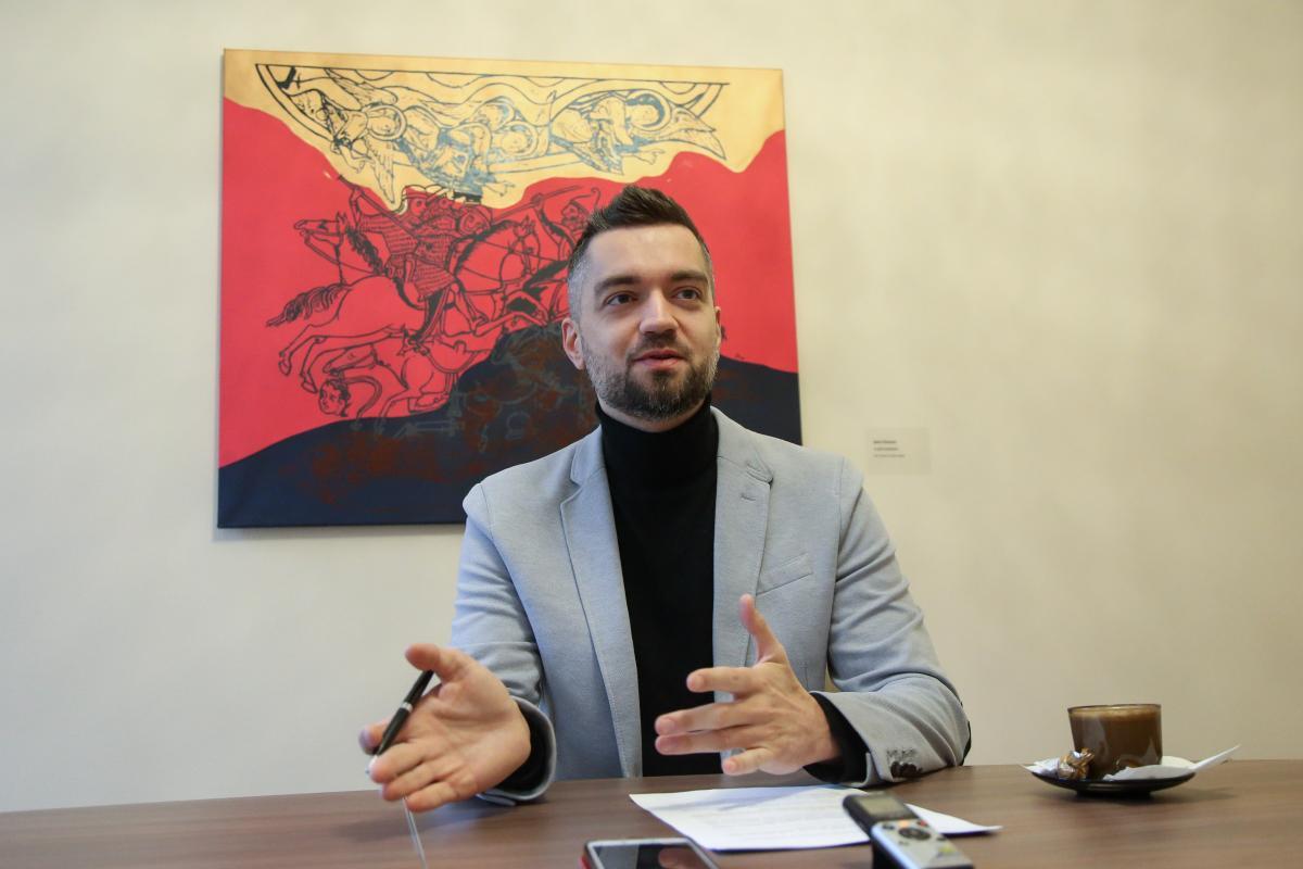 Актуальна культура здебільшого є абсолютно невідомою, каже керівник Українського інституту / фото УНІАН
