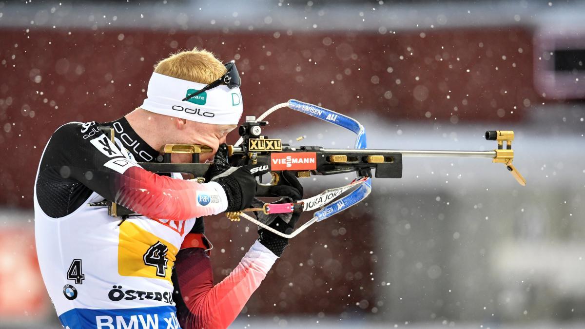 Йоханнес Бе приніс збірній Норвегії чергову золоту медаль чемпіонату світу / REUTERS