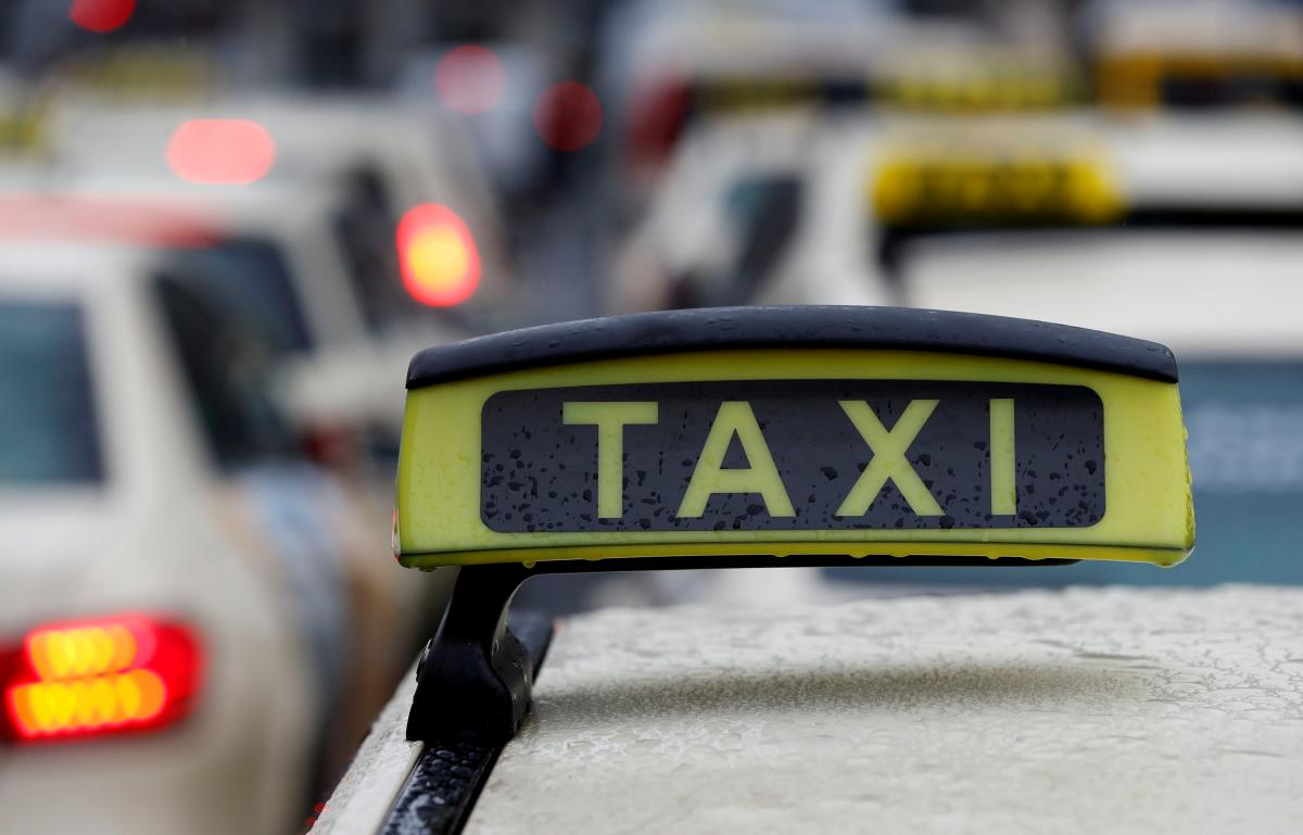 Відео зняв сам таксист / фото - REUTERS