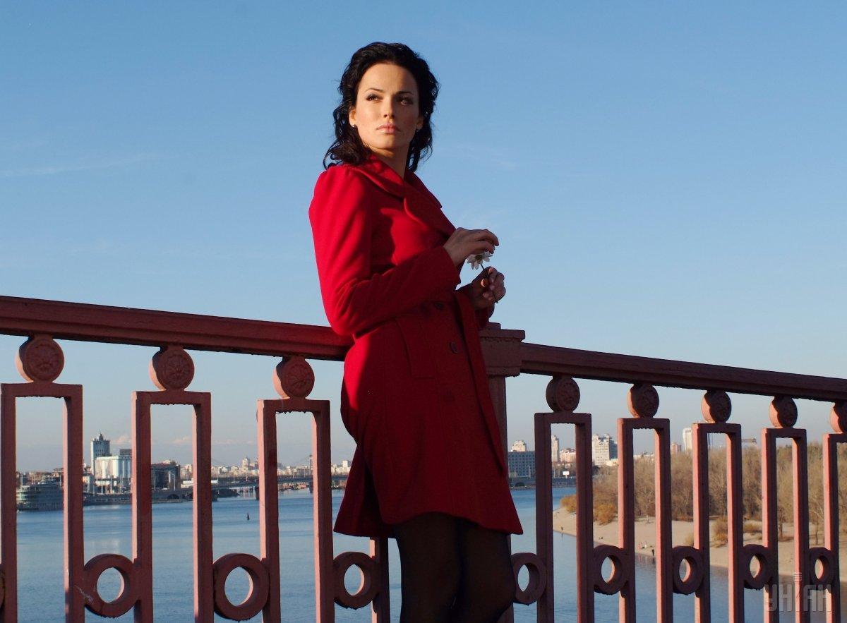 Даша Астафьева поделилась эротичными фото, сделанными для журналаPlayboy / фото УНИАН