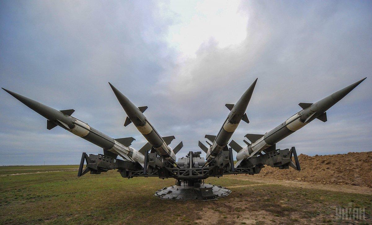 Украъна маэ базу для створення нових ракет/ фото УНІАН