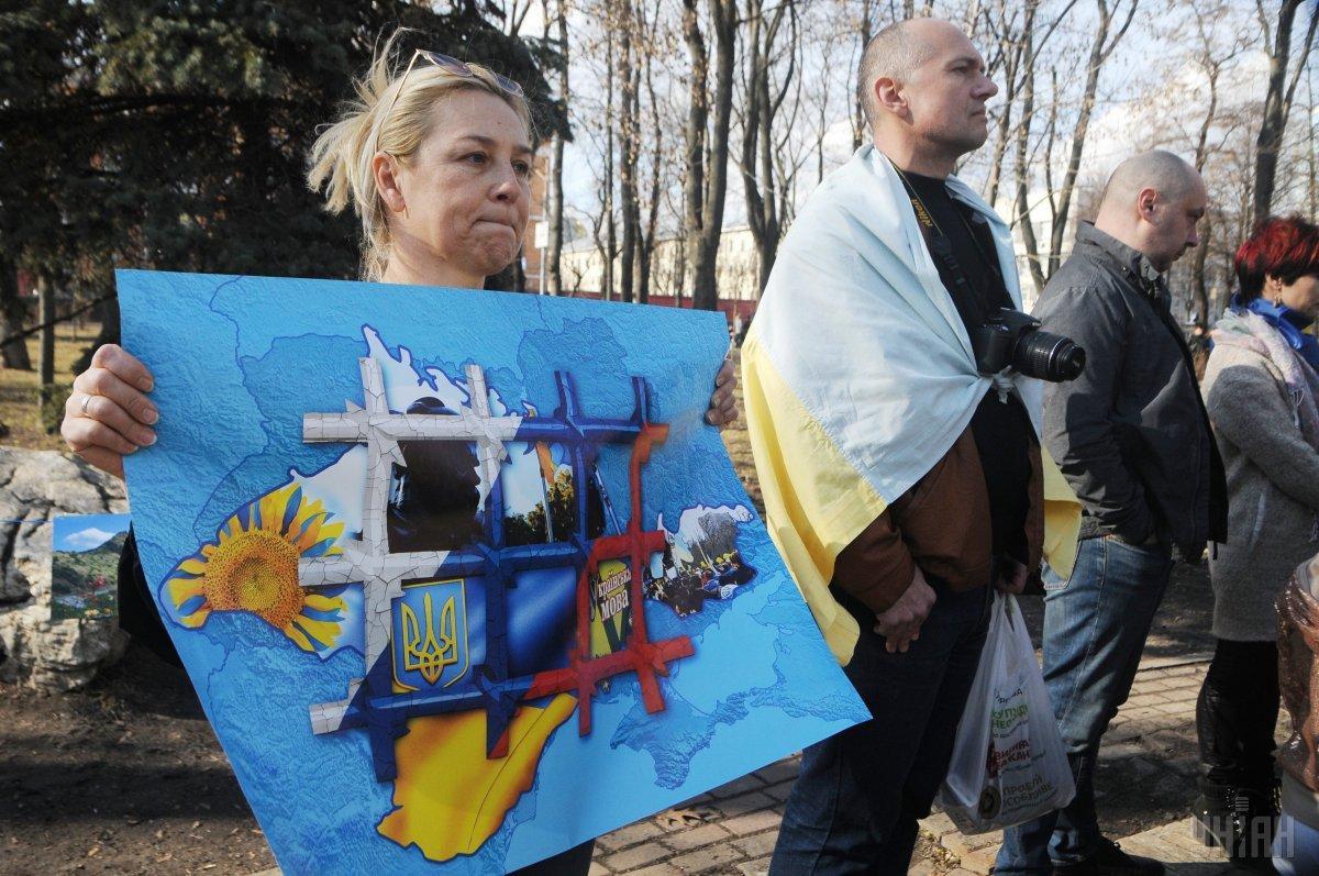 Росія продовжує скоювати воєнні злочини в Криму, але ніхто про це не говорить / фото УНІАН