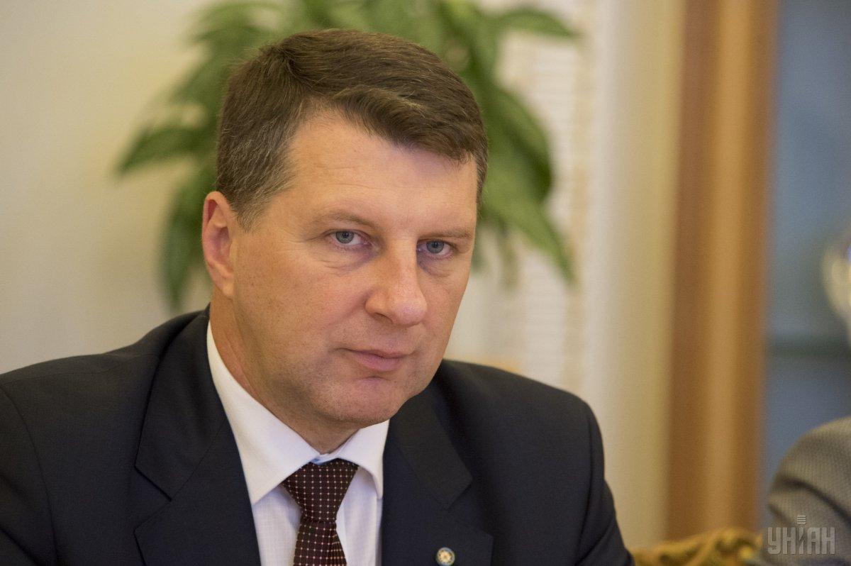 Раймондс Вейонис отметил, что Кремль добивается раскола Европы / фото УНИАН