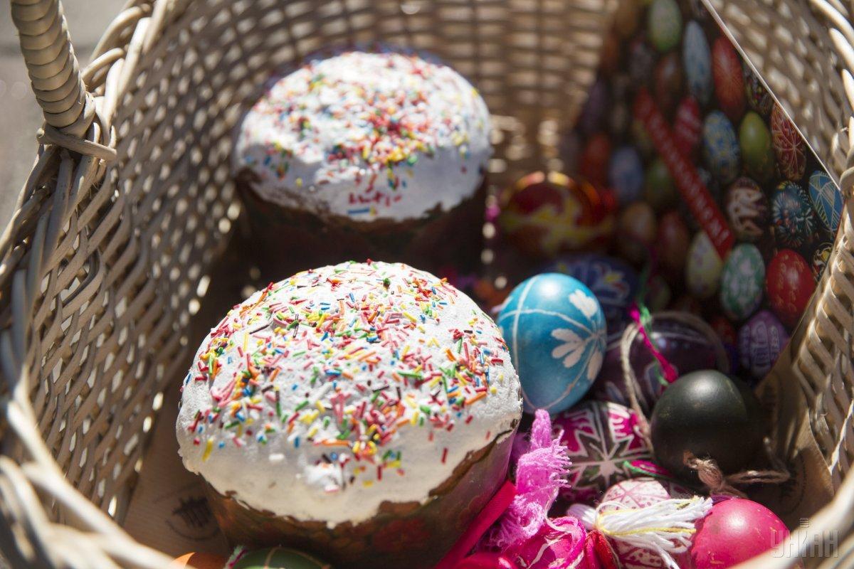 Цього року православнийВеликдень припадає на 28 квітня / фото УНІАН