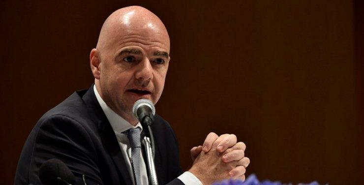 Президент ФИФА Джанни Инфантино / fifa.com