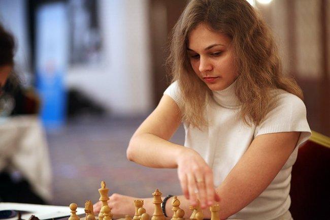 Анна Музычук / Большой Киев