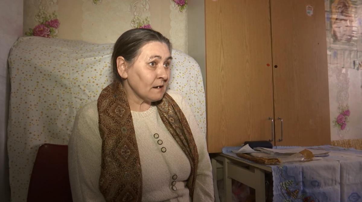 У паспорті Ніни Копанієць стоїть адреса будинку, якого вже не існує