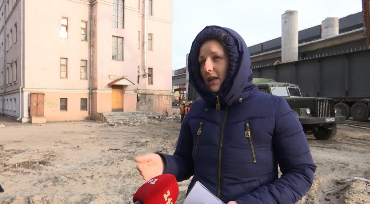 Де-юре Ірина Грінченко з двома дітьми живе у будинку, якого фізично не існує