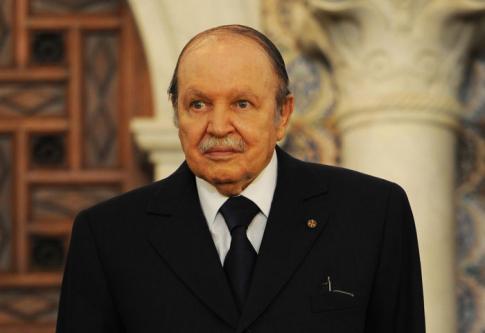 82-річний президент,після лікування у Швейцарії, 10 березня повернувся на батьківщину / фото radioalgerie.dz