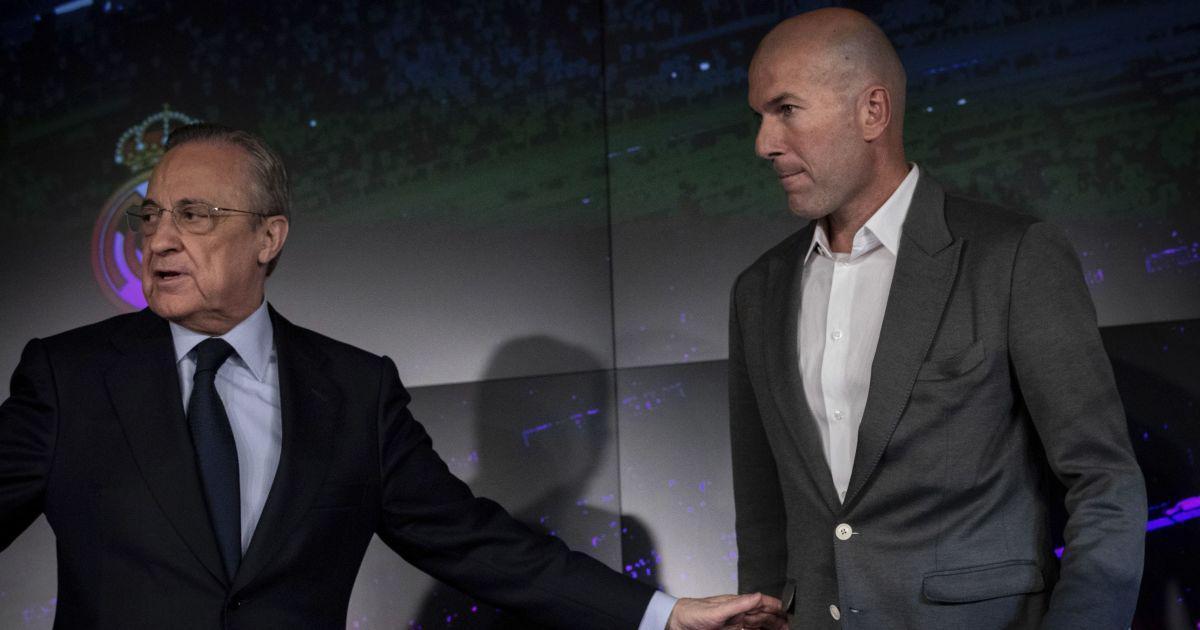 Президент Реала Флорентино Перес согласился выполнить условия старого-нового тренера / realmadrid.com
