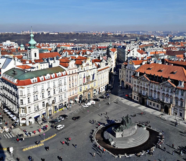 Староміська площа, Прага / Фото Юлія Корнійчук