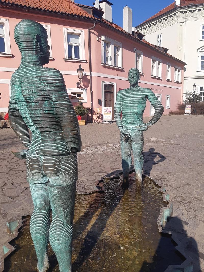 Музей Франца Кафки в Празі / Фото Юлія Корнійчук