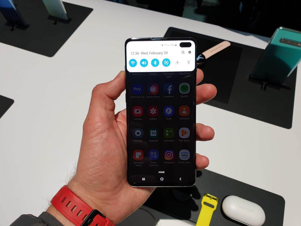 Смартфон от Samsungвозглавил рейтинг производительности за февраль / фото itc.ua