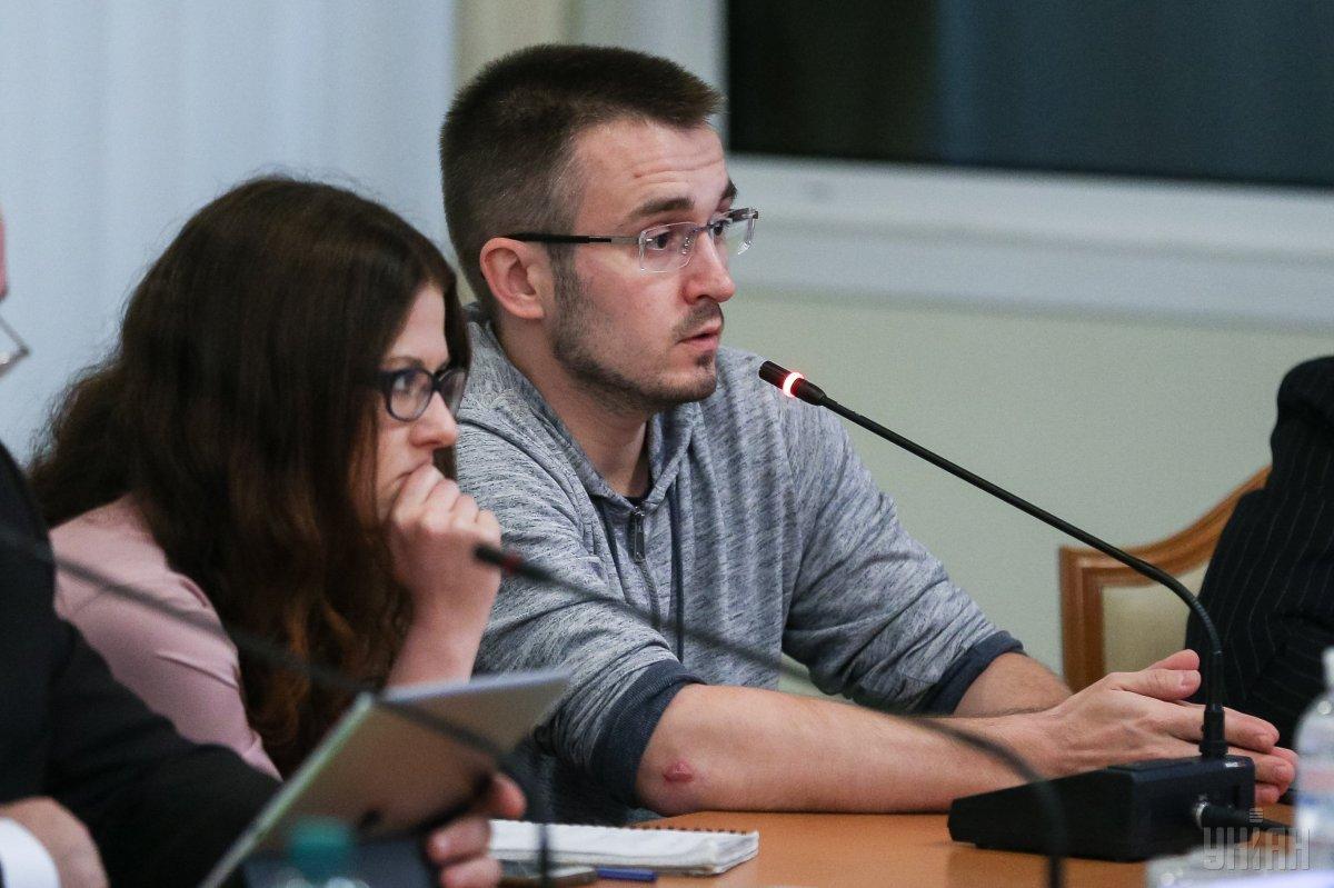 """Денис Бигус прокомментировал заявление Луценко про """"взломе кода"""" / фото  УНІАН"""