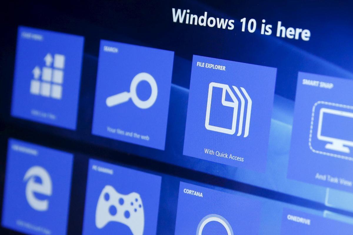 Стали известны подробности о новой Windows / Иллюстрация REUTERS