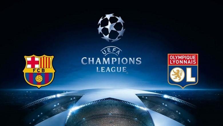 Барселона и Лион сыграют решающий матч на Камп Ноу / ShutterStock