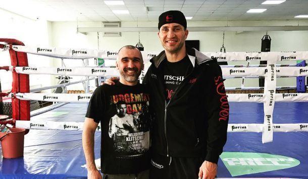 Кличко-младжший все-таки надумав повернутися у великий бокс / klitschko-brothers.com