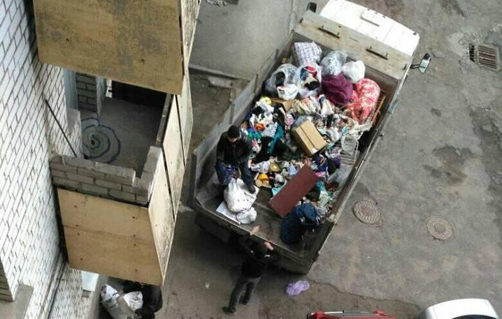 Сміття заповнило дві повних вантажівки/ Ka Ra/Facebook