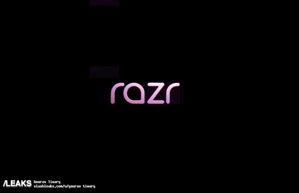 У новій Motorola RAZR буде два екрани / фото slashleaks.com