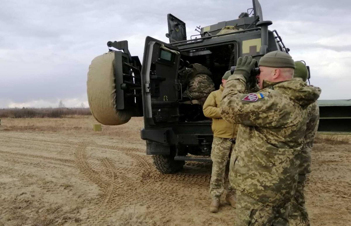 За інформацією волонтерів, Збройні сили увійшли в межі міста Горлівки / прес-служба Генштабу