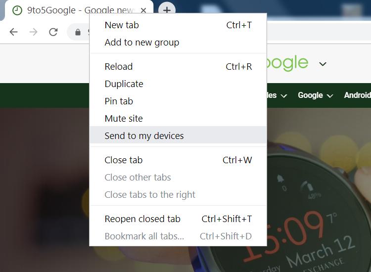 У Chrome з'явилася нова корисна функція / фото 9to5google.com