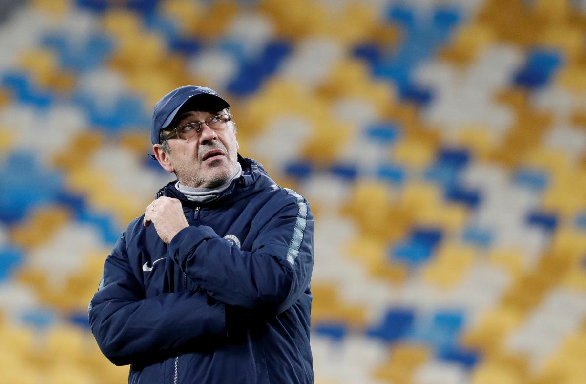 """Головний тренер """"Челсі"""" Мауріціо Саррі близький до відставки / REUTERS"""