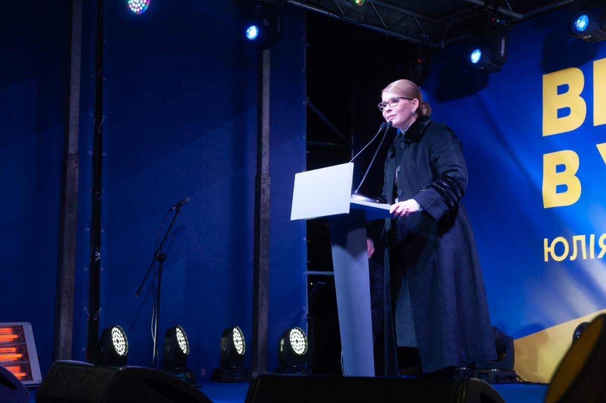 Будущее украинского АПК за экспортом переработанной продукции, убеждена Тимошенко