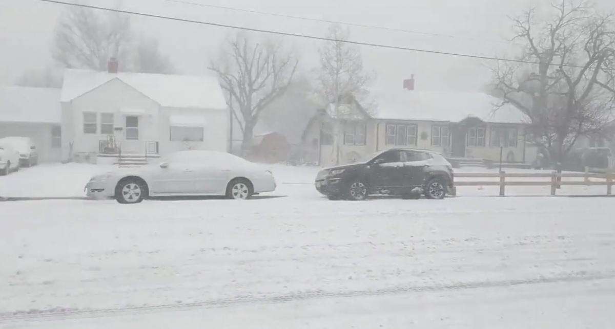 Непогода в США / REUTERS