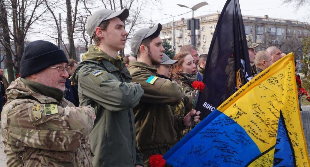 14 березня в Україні відзначають День українського добровольця \ радіо Свобода