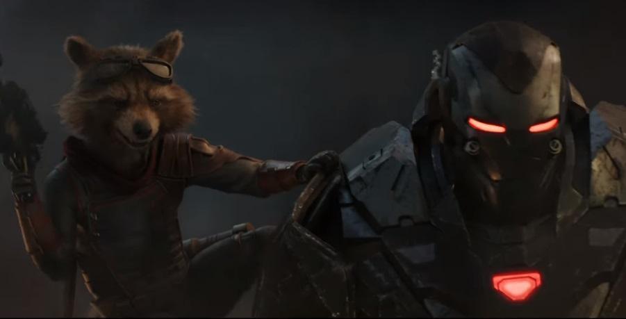 Вышел новый трейлер «Мстители. Финал» нарусском