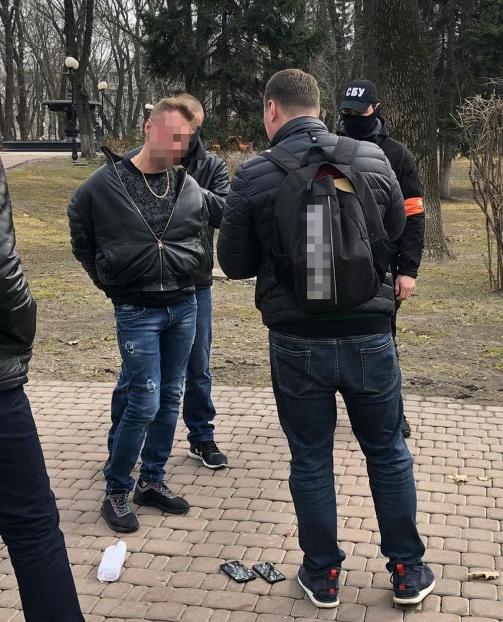 фото пресс-служба СБУ