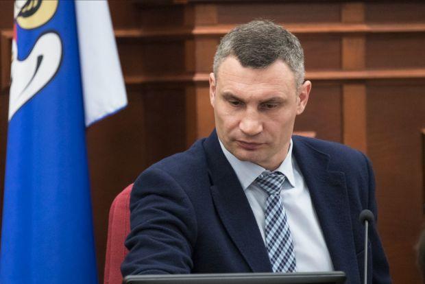 """Омельченко зазначив, що не підписувавзвернення """"голів фракцій"""" Київради/ kiev.klichko.org"""