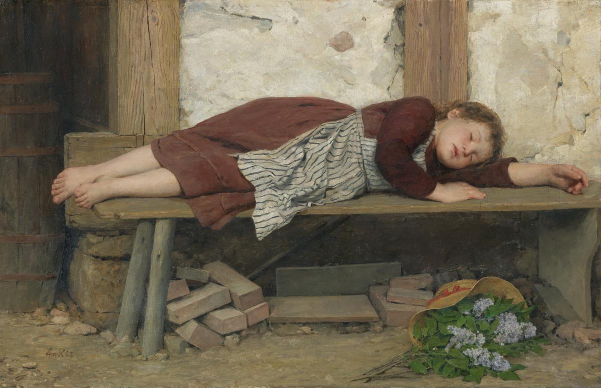 Всемирный день сна был введен в 2008 году \ Wikipedia