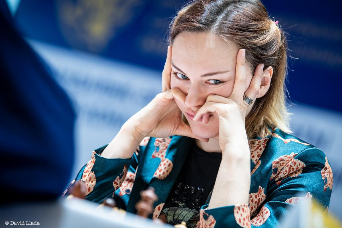 Анна Ушенина / wteams.astana2019.fide.com