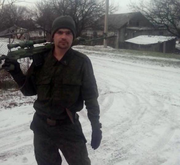 Террориста ликвидировали 13 марта / фото facebook.com/ukrop.bc