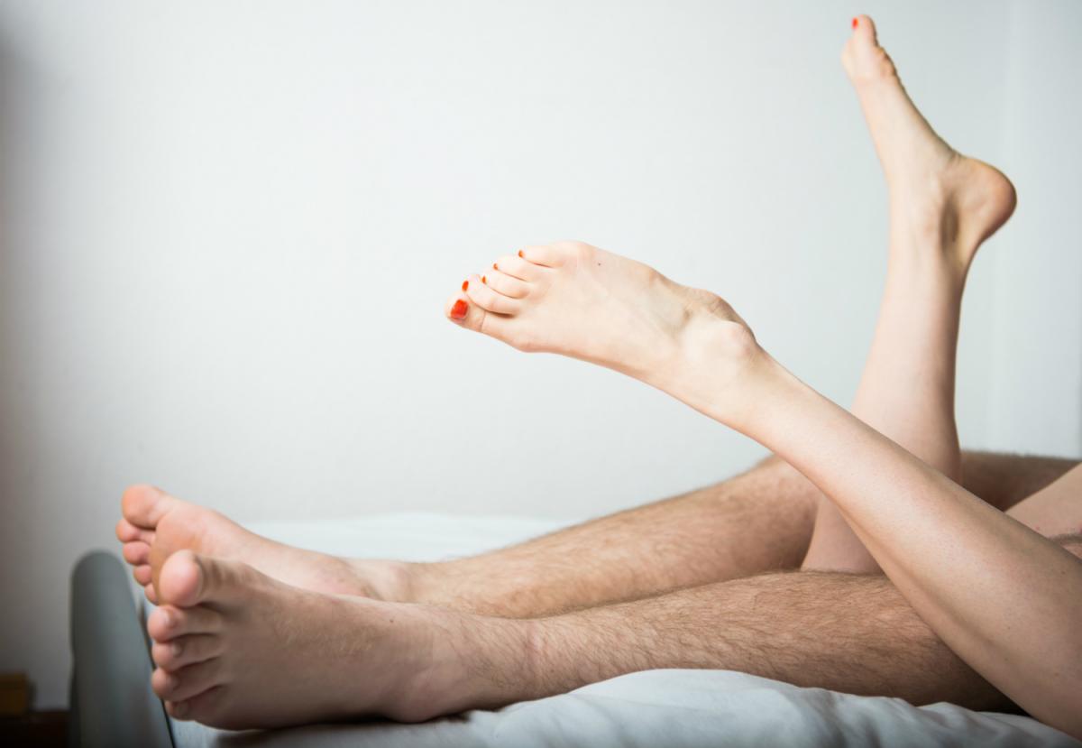 Во-первых, партнерможет помочь женщинеправильно разместиться сверху/ фото pixabay.com