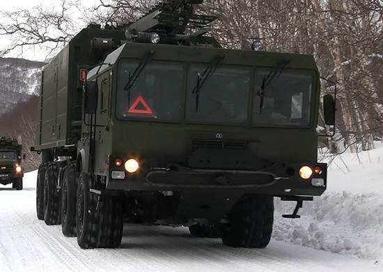 Росія накачує зброєю Камчатку / фото - Міноборони РФ