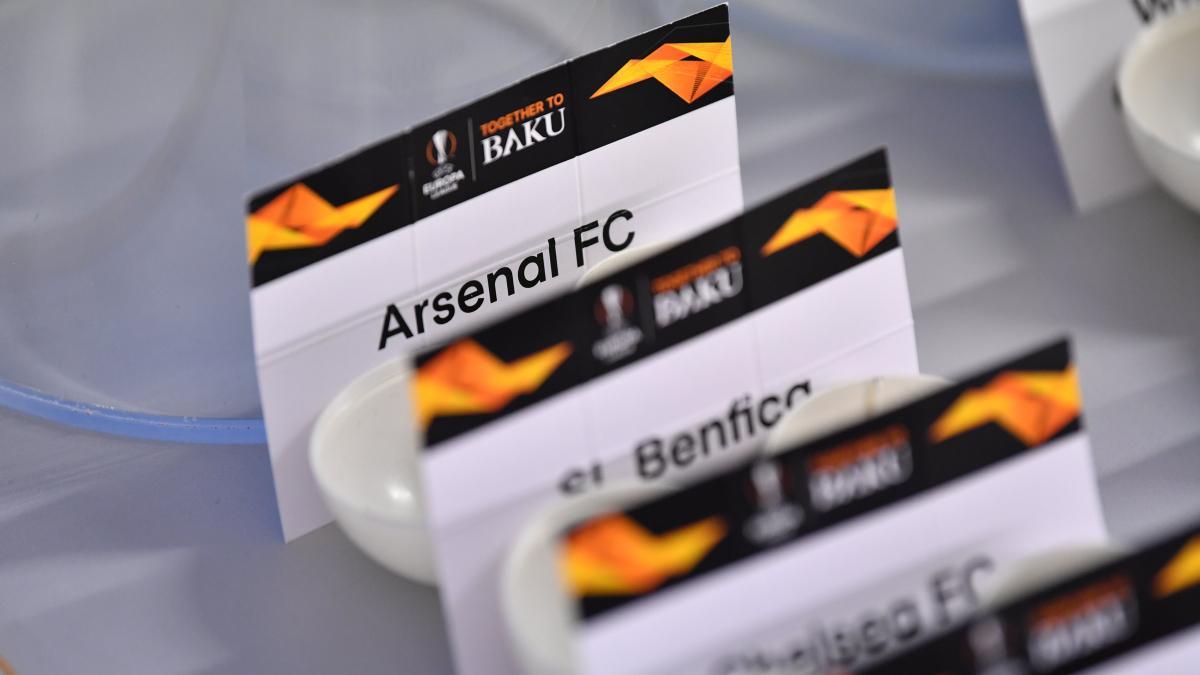 В Ньоне состоялась жеребьевка четвертьфинала Лиги Европы / uefa.com