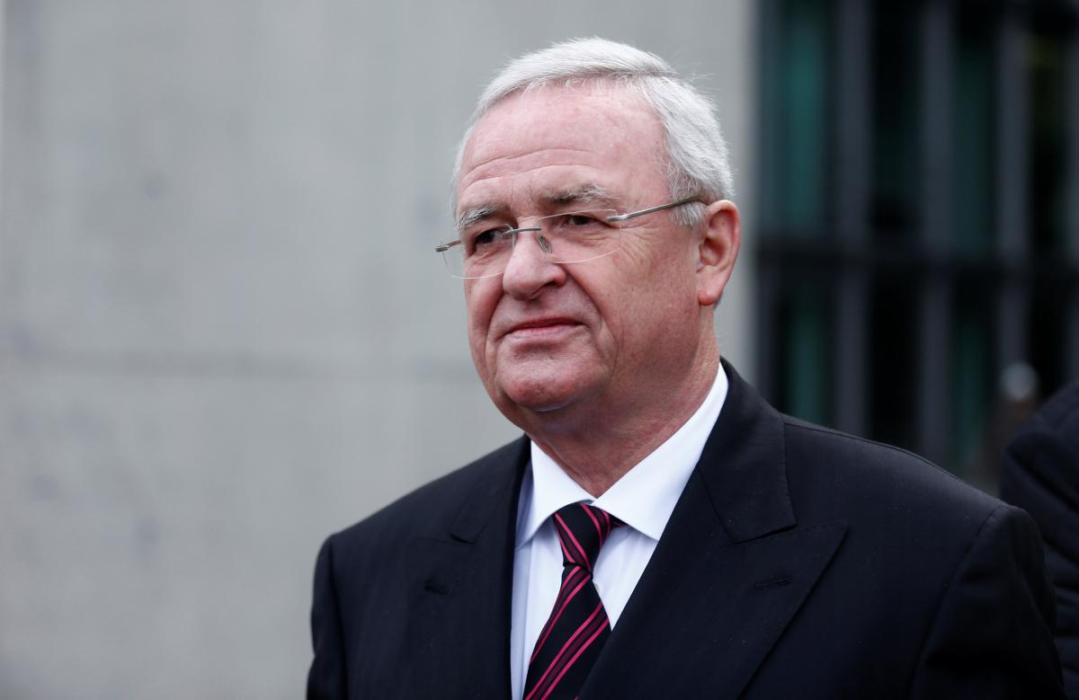 Екс-голова Volkswagen Мартін Вінтеркорн / REUTERS