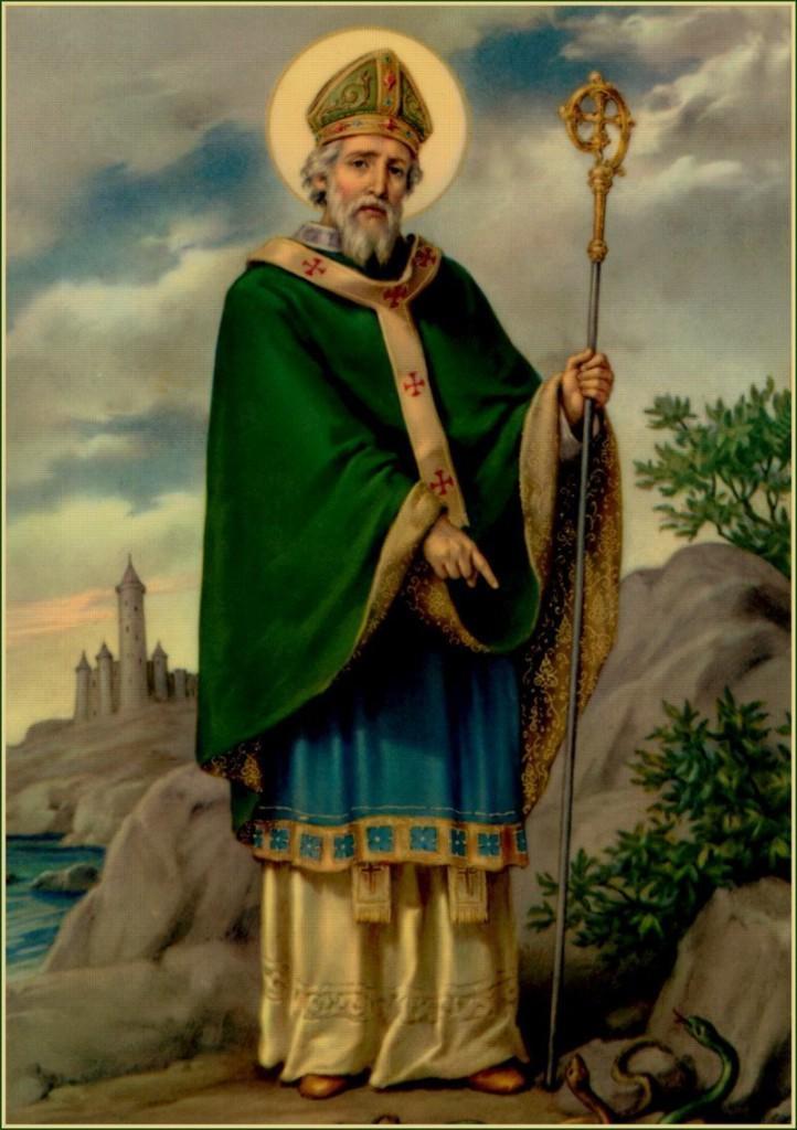 Святой Патрик принес христианство в языческую Ирландию / yaltakatolik.ru