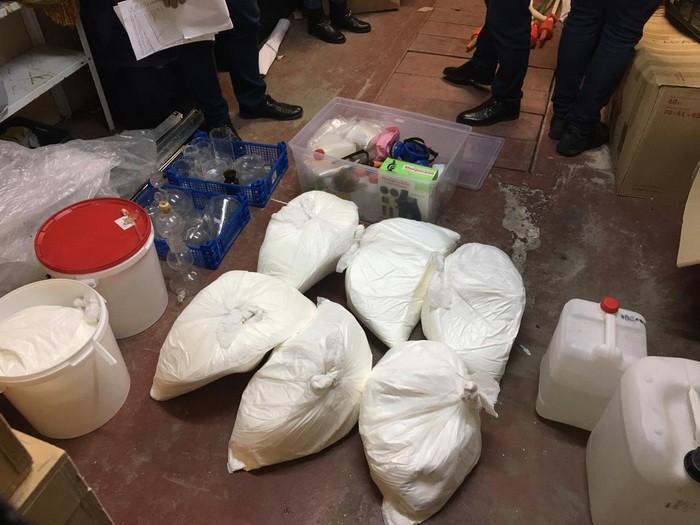 До складу угруповання входило 9 мешканців обласного центру/ фото прес-служба СБУ